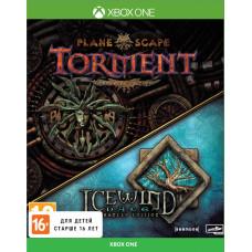 Icewind Dale & Planescape Torment (английская версия). Enhanced Edition [Xbox One, русская версия]