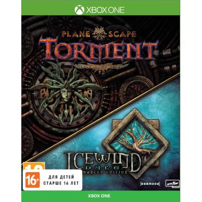Игра для Xbox One Icewind Dale & Planescape Torment (английская версия). Enhanced Edition