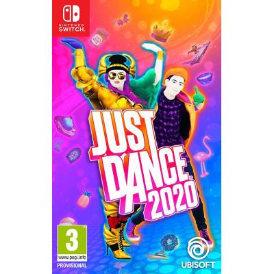 Игра для Nintendo Switch Just Dance 2020 (русская версия)