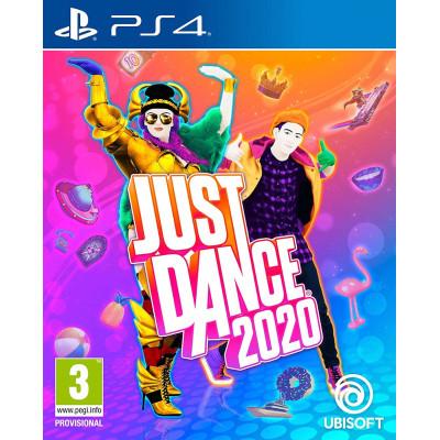 Игра для PlayStation 4 Just Dance 2020 (русская версия)