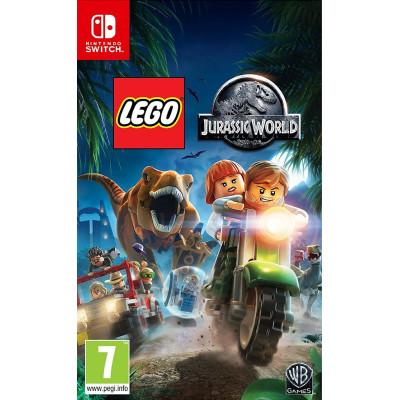 Игра для Nintendo Switch LEGO Мир Юрского Периода (русские субтитры)