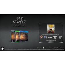 Life is Strange 2 [PS4, русские субтитры]