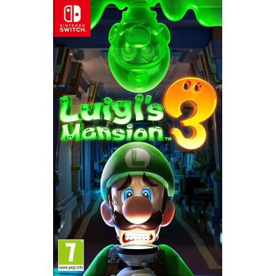 Игра для Nintendo Switch Luigi's Mansion 3 (английская версия)