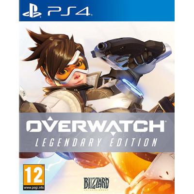 Игра для PlayStation 4 Overwatch. Legendary Edition (Код загрузки, без картриджа) (русская версия)