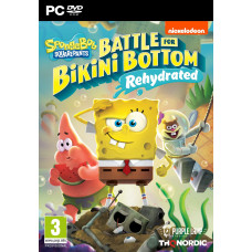 SpongeBob SquarePants: Battle For Bikini Bottom - Rehydrated [PC, русские субтитры]