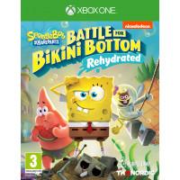 SpongeBob SquarePants: Battle For Bikini Bottom - Rehydrated [Xbox One, русские субтитры]