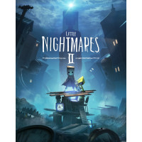 Little Nightmares II. Deluxe Edition [Xbox One, русские субтитры]