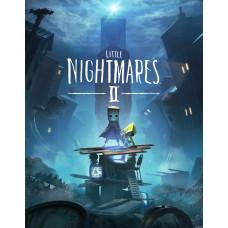 Little Nightmares II. Deluxe Edition [PS4, русские субтитры]
