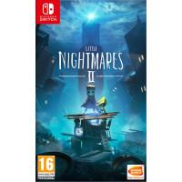 Little Nightmares II. Deluxe Edition [NS, русские субтитры]