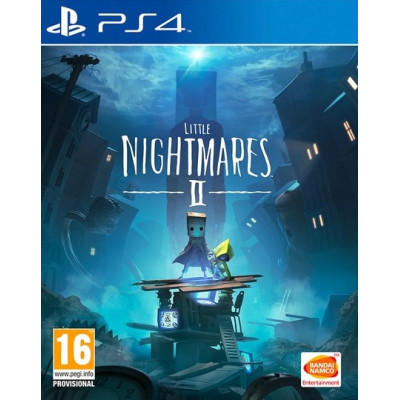 Игра для PlayStation 4 Little Nightmares II (русские субтитры)