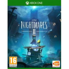 Little Nightmares II [Xbox One, русские субтитры]