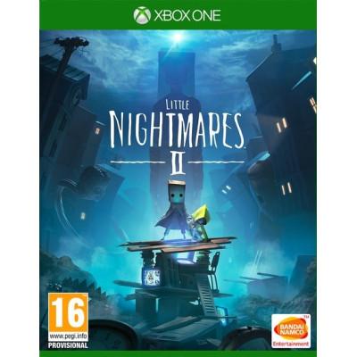 Игра для Xbox One Little Nightmares II