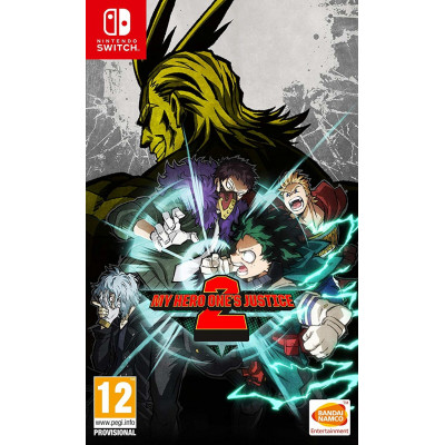 Игра для Nintendo Switch My Hero One's Justice 2 (английская версия)