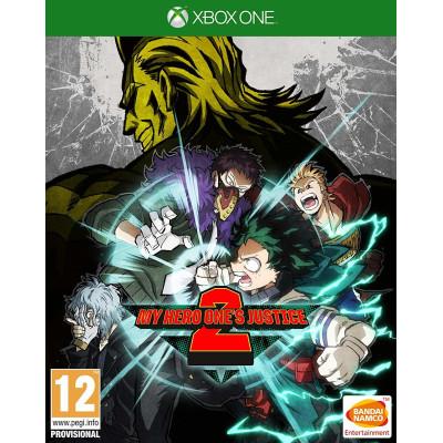 Игра для Xbox One My Hero One's Justice 2