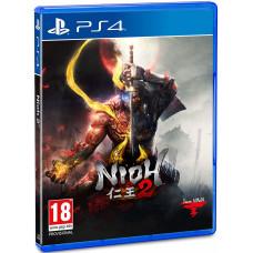 Nioh 2 [PS4, русские субтитры]