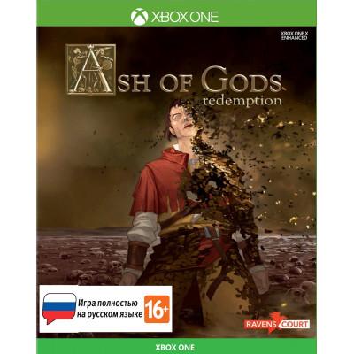Игра для Xbox One Ash of Gods: Redemption (русская версия)