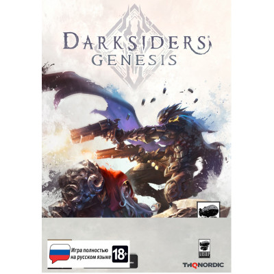 Игра для PC Darksiders Genesis