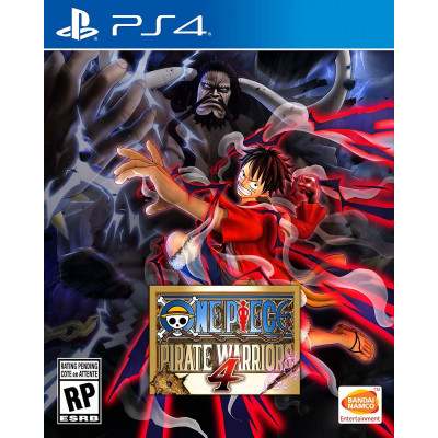 Игра для PlayStation 4 One Piece Pirate Warriors 4 (русские субтитры)