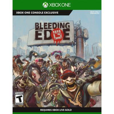 Игра для Xbox One Bleeding Edge (английская версия)