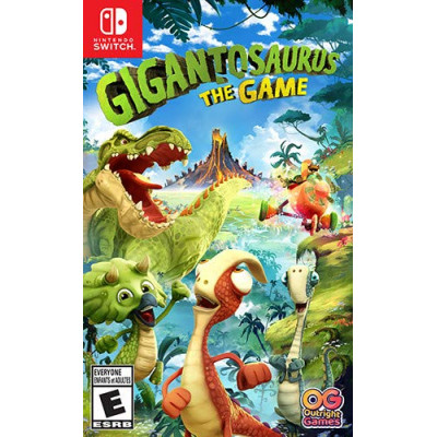 Игра для Nintendo Switch Gigantosaurus: The Game (русская версия)
