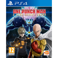 One Punch Man: A Hero Nobody Knows [PS4, русские субтитры]