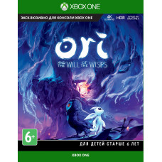 Ori and the Will of the Wisps [Xbox One, английская версия]