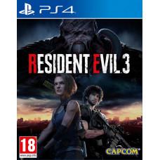 Resident Evil 3 Remake [PS4, русские субтитры]