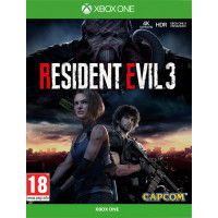 Resident Evil 3 [Xbox One, русские субтитры]