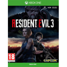 Resident Evil 3 Remake [Xbox One, русские субтитры]