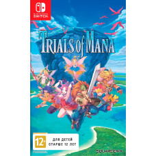 Trials of Mana [NS, русская документация]