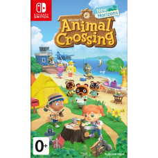 Animal Crossing: New Horizons [NS, русская версия]