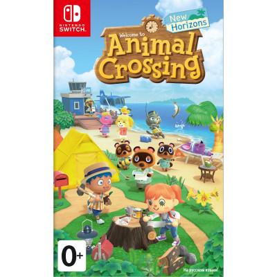 Игра для Nintendo Switch Animal Crossing: New Horizons (русская версия)