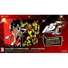 Persona 5 Royal. Steelbook Edition [PS4, английская версия]