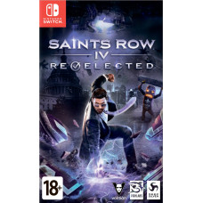 Saints Row IV: Re-elected [NS, русские субтитры]