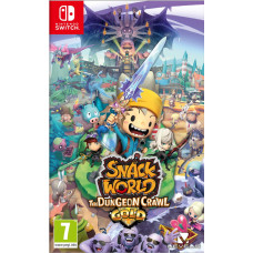 Snack World: The Dungeon Crawl - Gold [NS, английская версия]