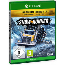 SnowRunner. Premium Edition [Xbox One, русская версия]