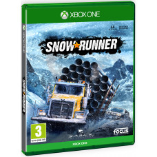 SnowRunner [Xbox One, русская версия]