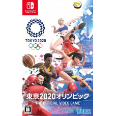 Tokyo 2020 Olympic Games Official Videogame [NS, русские субтитры]