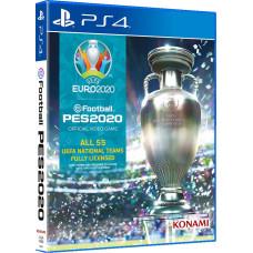 eFootball PES 2020. UEFA EURO 2020 [PS4, русские субтитры]