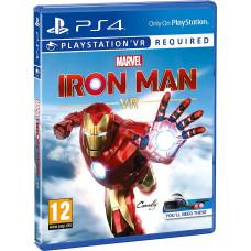 Marvel's Iron Man VR (поддержка VR) [PS4, русская версия]