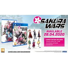 Sakura Wars. Launch Edition [PS4, английская версия]