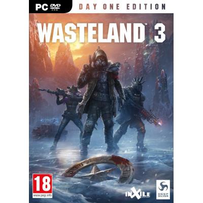 Игра для PC Wasteland 3. Издание первого дня (русские субтитры)