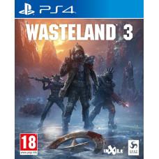 Wasteland 3 [PS4, русские субтитры]
