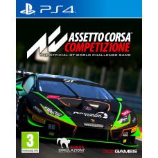 Assetto Corsa Competizione [PS4, русские субтитры]