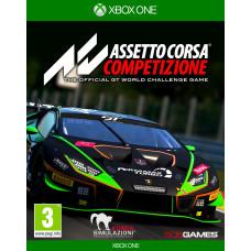 Assetto Corsa Competizione [Xbox One, русские субтитры]