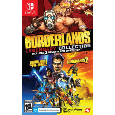 Borderlands. Legendary Collection [NS, английская версия]