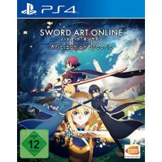 Sword Art Online: Alicization Lycoris [PS4, русские субтитры]
