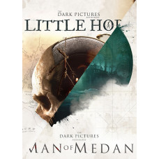The Dark Pictures: Man of Medan & Little Hope [Xbox One, русская версия]
