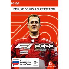 F1 2020. Делюкс издание «Шумахер» [PC, русские субтитры]