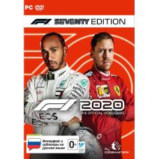 F1 2020. Издание к 70-летию [PC, русские субтитры]